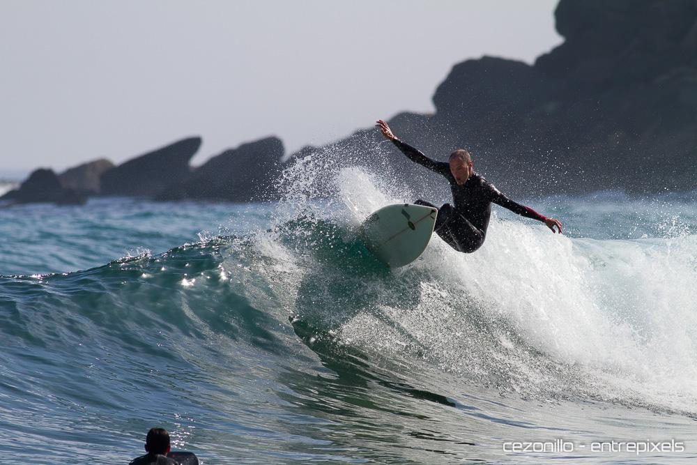 Surf en Playa España